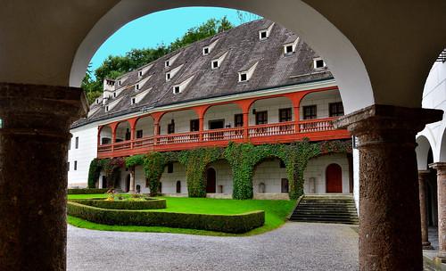 Schloss Ambras Innsbruck, Austria