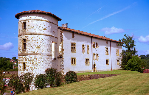 El castell de Ezpeleta / Ezpeleta castle