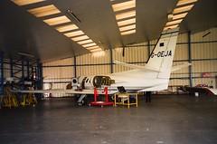G-OEJA Cessna Citation 500 (Eurojet Aviation Ltd)