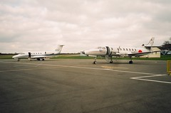 N606AT Cessna Citation 650 With D-CCCC Swearingen MerlinSA.227AT
