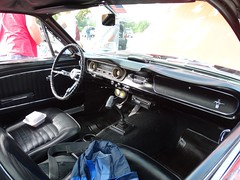 1965 Ford Mustang Fastback, Interior