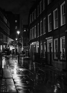 A Rainy Night in London