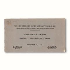 New York, New Haven & Hartford Railroad