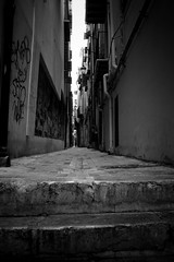 Palermo (it is rare to have a alley so empty)