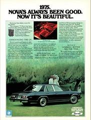 1975 Chevrolet Nova LN 4-Door Sedan