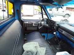 Chevrolet C-series, Interior