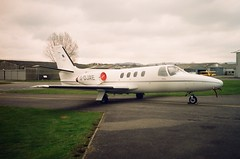 G-DJAE Cessna Citation 500 (Source Group Ltd)