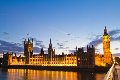 UK Parliament (Palace of Westminster)
