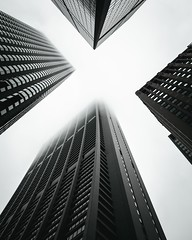 Architecture black and white buildings - Credit to https://homegets.com/