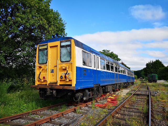 140 001 - Keith and Dufftown Railway