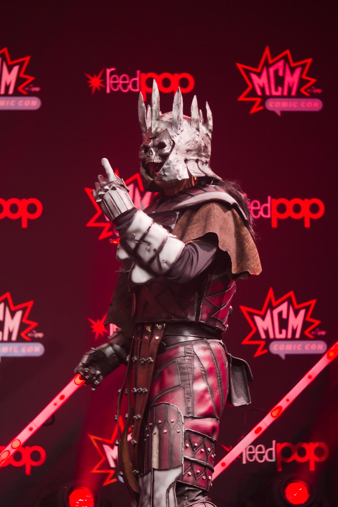 related image - MCM London Comic Con -2019-10-26- P1855118