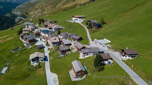 Schweiz, Graubünden