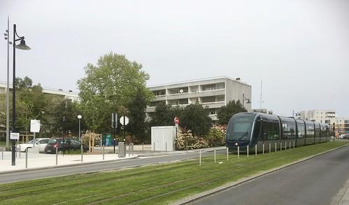 Rue Camille Pelletan, Cenon - France