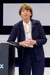 Henriette Reker, senior mayor of cologne at Digital X in Cologne