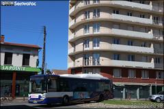 Irisbus Citélis 12 CNG – Tisséo n°0924