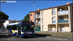 Heuliez Bus GX 327 – Tisséo n°0622 - Photo of Fonsorbes