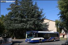 Heuliez Bus GX 327 – Tisséo n°0601