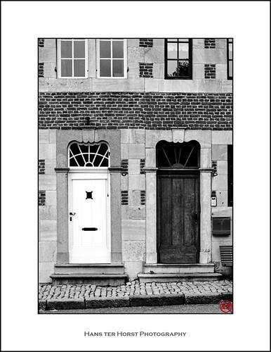 Doors at Soiron, Belgium