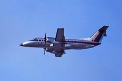 N196SW Embraer 120 Brasilia Skywest Monterey 02-08-1995