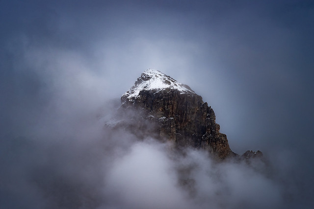 Isolated .... ( Parc National des Ecrins - French Alps )