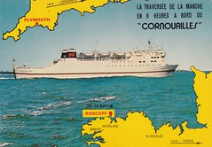 Brittany Ferries Cornouailles