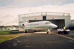 G-JPSX Dassault Falcon 900EX (Sorven Aviation Ltd)