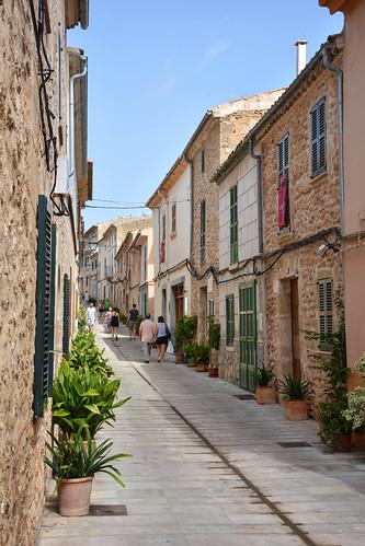 Calles de Alcúdia