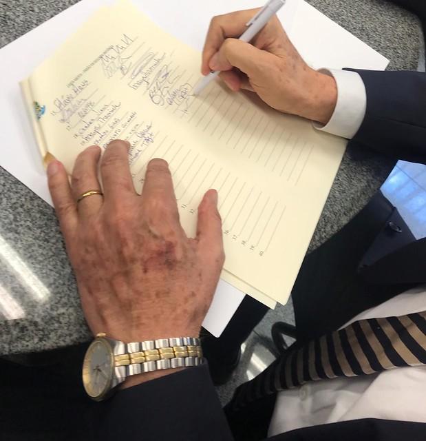 30/10/2019 Assinatura Carta Aberta ao STF (Prisão em segunda instância)