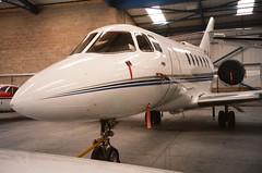 VP-BSI British Aerospace BAe.125 Series 800B (Group 4)