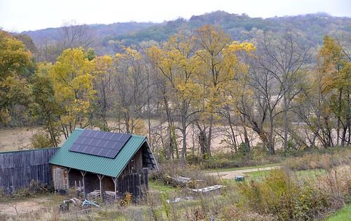 Spring Green Dojo view