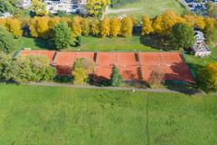Poller Wiesen Tennisanlage in Köln, Deutschland