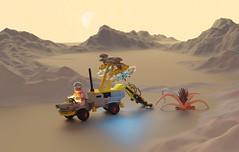 6844-1 Seismologic Vehicle remix
