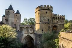 Porte des Allemands, Metz, France - Photo of Metz