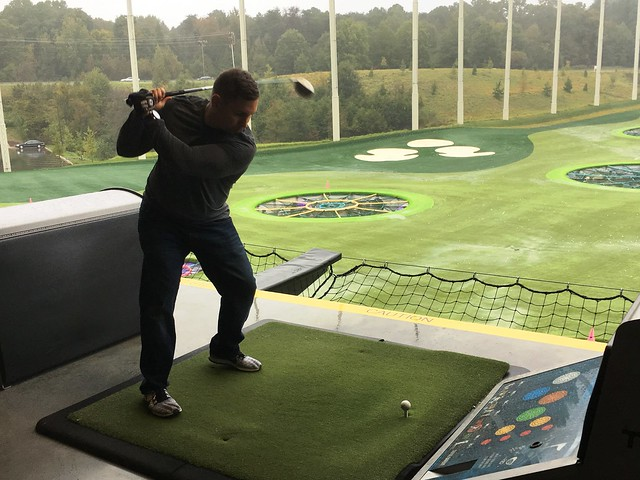 2018 Fall Top Golf