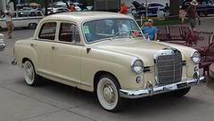 1962 Mercedes Benz 190 D