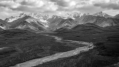 Alaska Range View