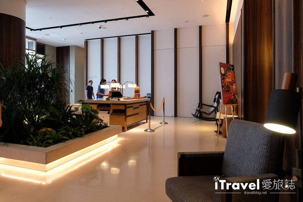 新加坡安达仕凯悦概念饭店 Andaz Singapore - A Concept by Hyatt (8)