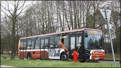 Irisbus Citélis 12 – Setram (Société d'Économie Mixte des TRansports en commun de l'Agglomération Mancelle) n°132