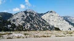 Evia mountains