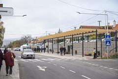 Nové záchytné parkovisko v Šenkviciach