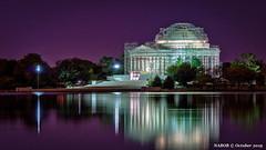 Washington, DC: Jefferson Memorial undergoing renovations