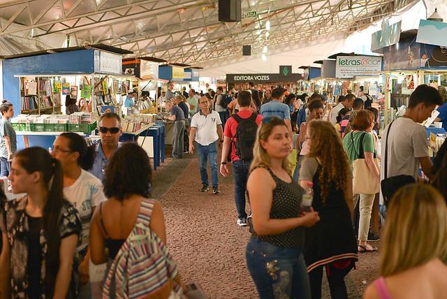 Feira vai de 1 a 17 de novembro - Créditos: Foto: Bere Fischer/Câmara Rio-Grandense do Livro