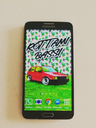 Wallpaper for smartphone #RottamiBassi  Fiat Uno by @RustGarage
