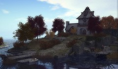 Isle of Cezanne Autumn