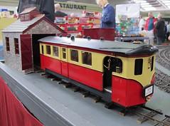 AYR Railbus