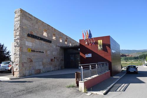 Centro de Visitantes del Acueducto Romano (Gea de Albarracín)
