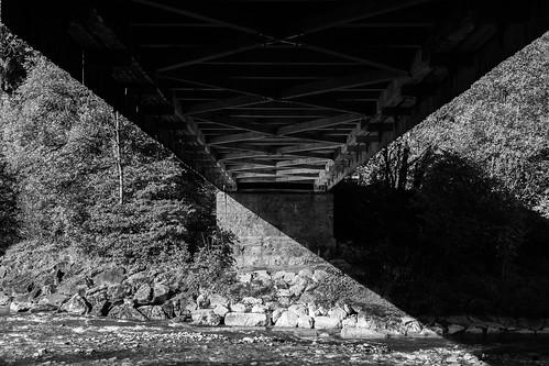 Pont sur la Singine
