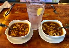 Hot & Sour Soup! (Meh)!