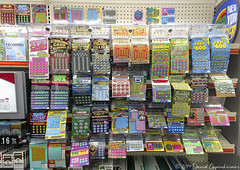 New York Lottery Instant Scratch-off Game Cards