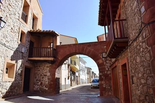 Portal de Teruel (Gea de Albarracín)